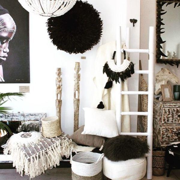 Raw Decoration Idea