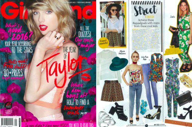 CODE LOVE and GIRLFRIEND Magazine!